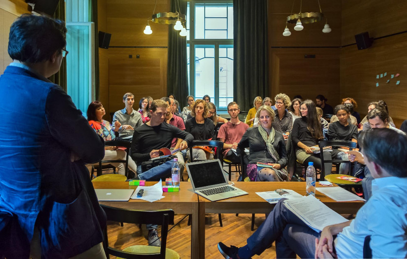 Arts Management Workshop at the Liszt Academy