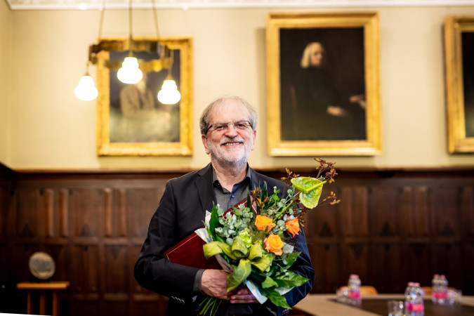 """Music is his battery"" – Violinist Péter Kováts received the Weiner Memorial Prize this year"