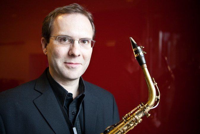 Kyle Horch Saxophone Master Class at the Liszt Academy