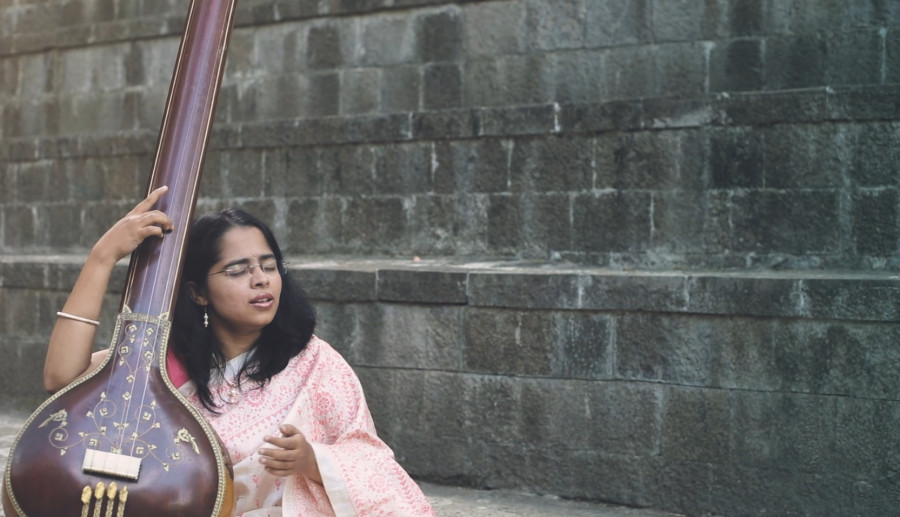 Dhrupad singing workshop with Meghana Sardar