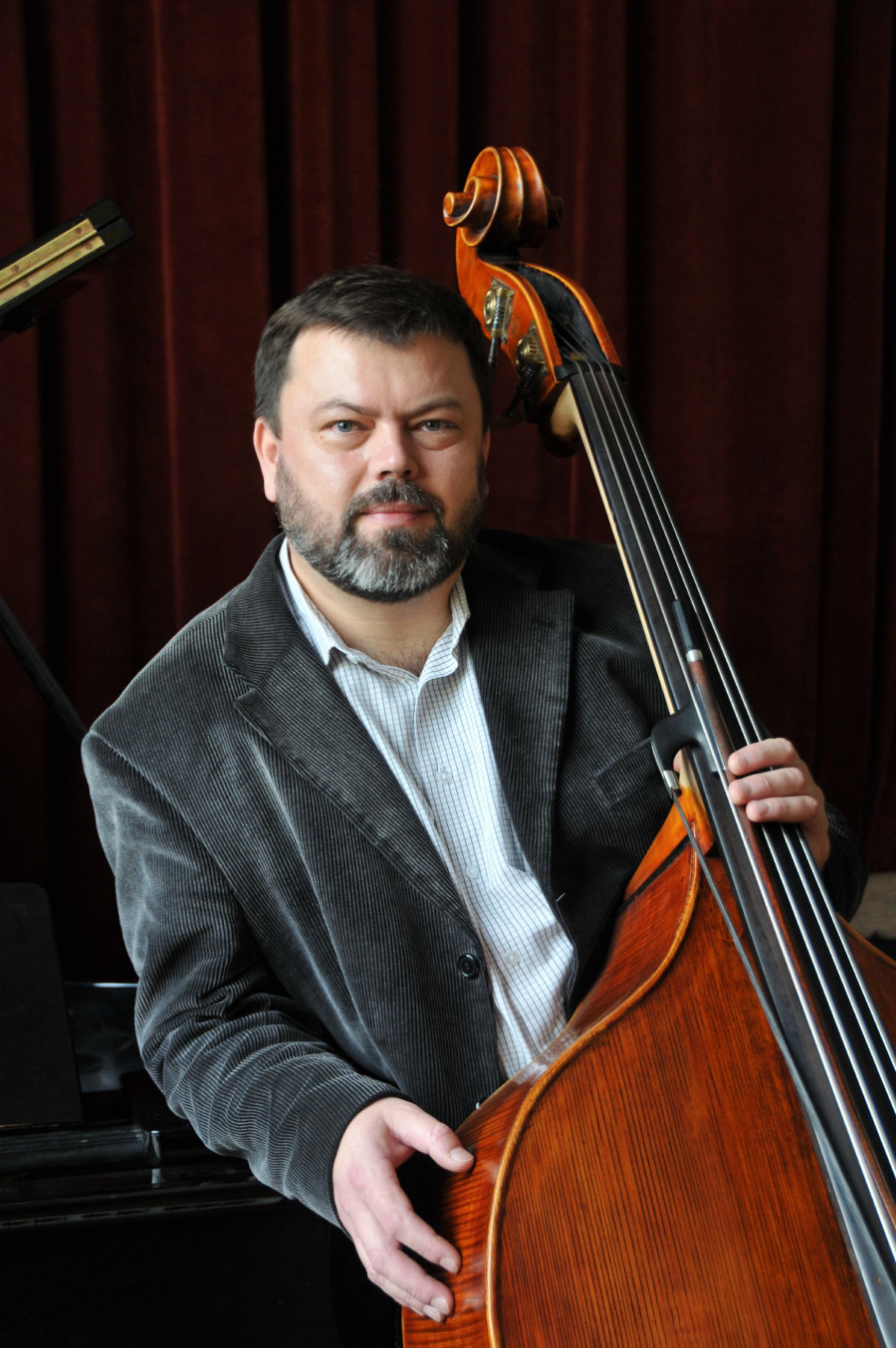 Radoslav Šašina Double Bass Recital