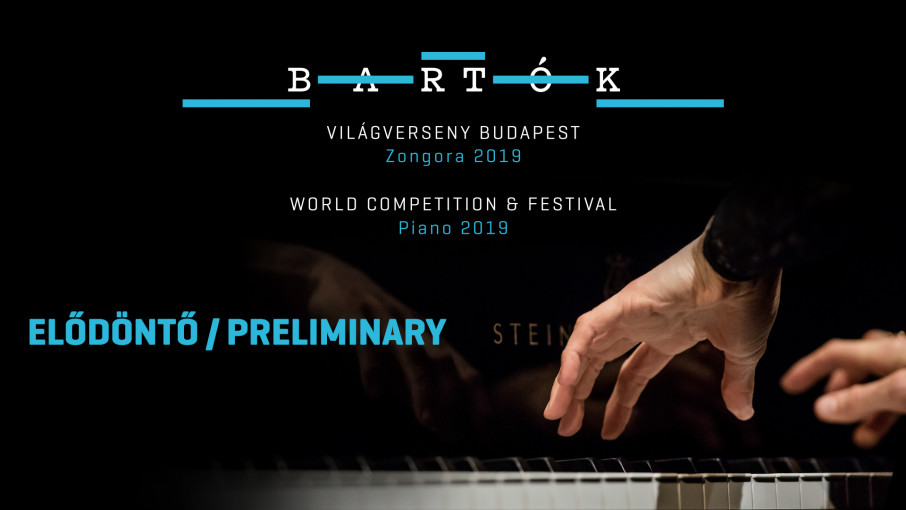 Bartók World Competition & Festival – Piano 2019