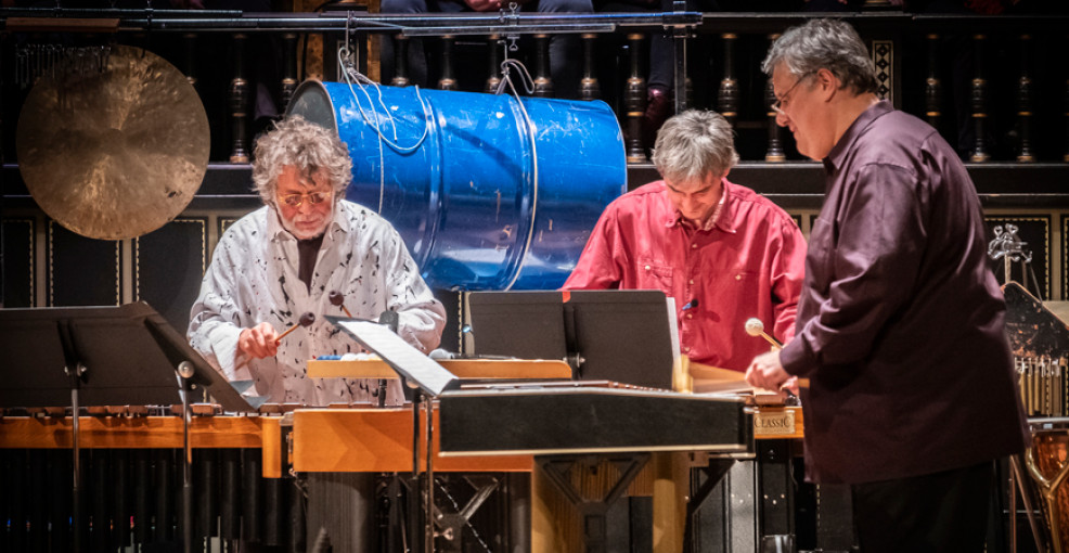 Amadinda Percussion Group & Gábor Presser New Year's Eve Concert