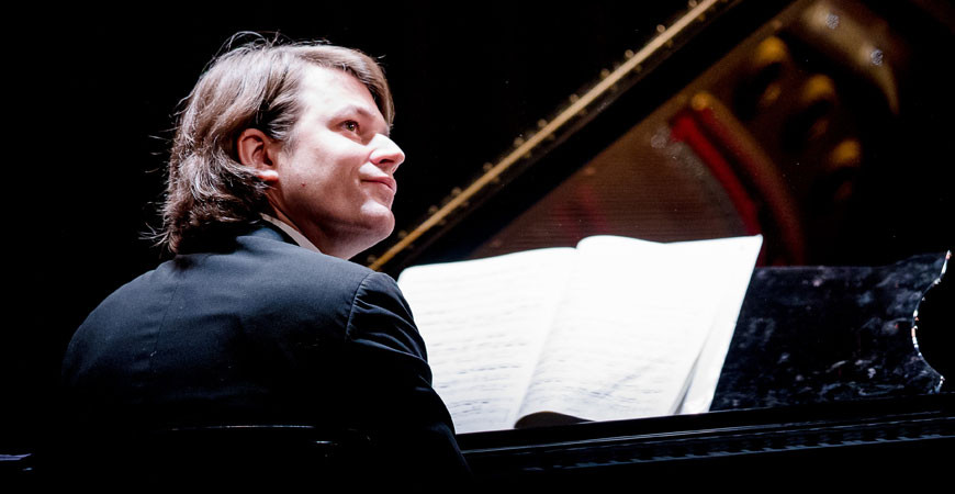 David Fray Piano Recital