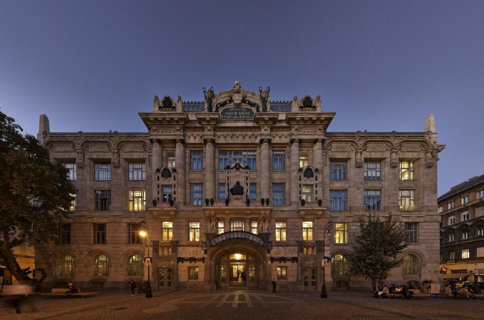 The Liszt Academy of Music, one of the leading universities of the region ranked among the top higher education institutes
